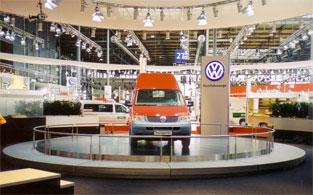 Messebau VW